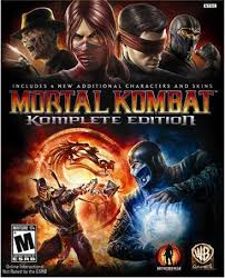 Mortal Kombat trailer 2013
