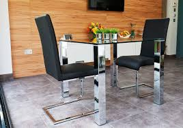 glass kitchen table sets designs ideas