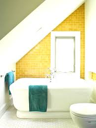 black and yellow bathroom ideas yellow tile bathroom era and black ripping bathrooms birdcages