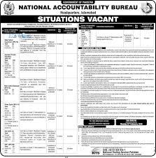 Jobs Economics Degree by Nab Headquarters Islamabad Jobs 2016 By Nts Latest Jobsworld