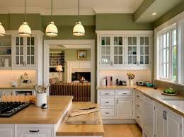kitchen engaging white painted kitchen cabinets ideas blue