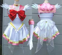 Sailor Mars Halloween Costume Sailor Moon Cosplay Costume Gonna