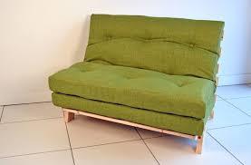 oak futon sofa bed furniture well designed oak futon sofa bed in green natural color