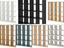 ikea kallax 16 cube storage bookcase square shelving unit various