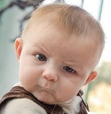 Meme Generator Baby - skeptical baby meme generator image memes at relatably com