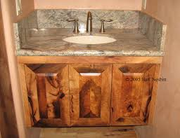 Bathroom Furniture Wood Mesquite Wood Cabinets And Doors Mesquite Wood Furniture