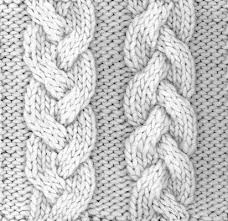 how to knit a braid cable dummies