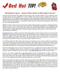 how do red light cameras work do license plate inhibitors red light cameras really work
