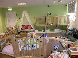 baby nursery decor meadow kindergarten baby nursery school simple