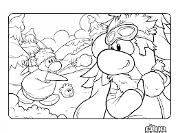 coloring pages of club penguin 28 coloring pages of club penguin free printable puffle