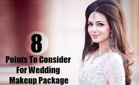wedding makeup packages 8 essential points to consider for wedding makeup package diy