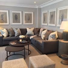 how decorate a living room with brown sofa brown living room best 25 gray living room walls brown couch ideas