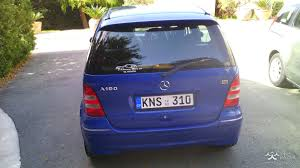 mercedes benz a160 2002 hatchback 1 4l petrol automatic