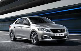 peugeot series peugeot 301 facelift brings 1 2 turbo new 7 inch touchscreen