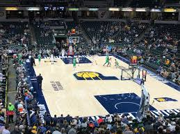 home design and lighting pacers enhance look of home games with new led lighting system