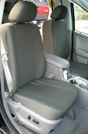 Ford Freestyle Car 2004 2007 Ford Freestyle Front Bucket Seats Durafit Covers