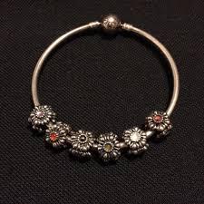pandora link bracelet images Pandora bangle bracelet poshmark jpg