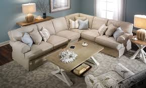 Classic Sectional Sofa Two Lanes Classic Roll Arm Slipcovered Sectional Haynes