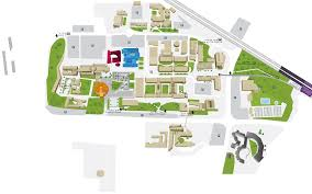 Negev Desert Map Ben Gurion University Of The Negev Marcus Family Campus