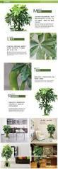 decorative indoor artificial plants artificial potted plants home