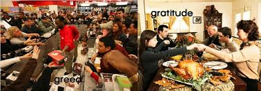 add nothing thanksgiving vs black friday gratitude vs