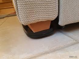 pied de canapé test de l immersit vibes faites vibrer votre canapé au rythme de