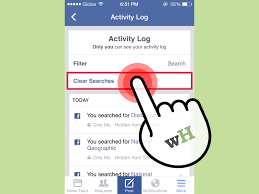 How To Delete Maps History How To Clear Your Facebook Search History 11 Steps