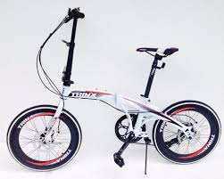 bmw folding bicycle new folding bike 20 inch wheels u0026 7 speed shimano gears disc