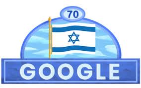 google israel google salutes israel on its 70th anniversary the times of israel