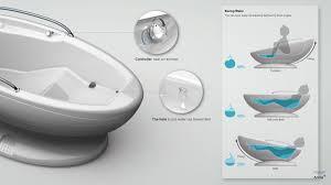 Shallow Bathtub Teeter Tottering Tubs Multi Function Bathtub