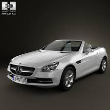 3d class price mercedes slk class r172 2012 3d model models mercedes
