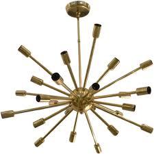 Vintage Sputnik Light Fixture Vintage Brass Sputnik Light Fixture Furniture And Lighting