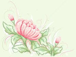 shabby chic flowers shabby chic flower design vector illustration lenm 4476664
