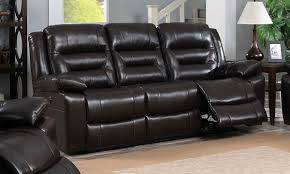 Power Recliner Leather Sofa Power Reclining Leather Sofa The Dump America S