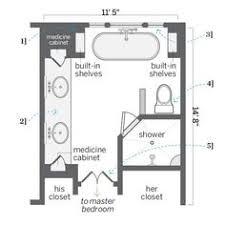 Smallest Bathroom Floor Plan Bathroom And Closet Floor Plans Bathroom Plans Free 9x13