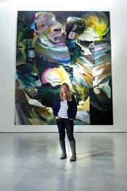clare woods at the hepworth creative inspiration