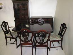 mahogany dining room set mahogany dining room set server ca 1930 s