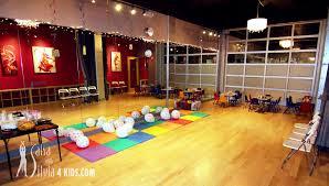 studio services special events u0026 rentals u2013 salsa with silvia 4 kids
