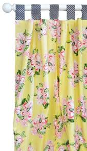 Lemon Nursery Curtains Pink Polka Dot Curtain Panels Pink Linen Curtain Panels Curtains