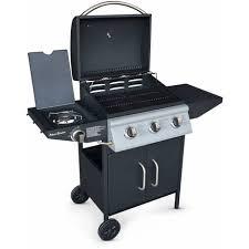 cuisiner avec barbecue a gaz barbecue au gaz athos cuisine extérieure 3 brûleurs feu latéral
