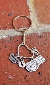 keepsake keychains charmed inspirational memorial keepsake keychains custom and