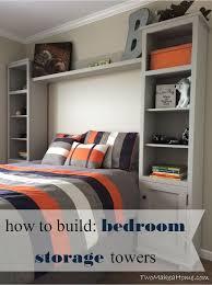 Hometalk How To Build Bedroom Storage Towers | how to build bedroom storage towers hometalk