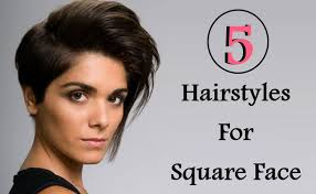 hairstyles for angular faces 5 hairstyles for square face diy life martini