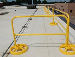 Temporary Handrail Systems Osha Technical Manual Otm Section V Chapter 4 Fall