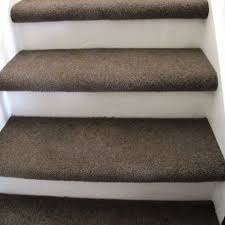 stair tread vandome lowes carpet runner by the foot 1pc black