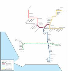 Los Angeles Metro Rail System Map by File Metro Rail System Map Jpg Wikimedia Commons