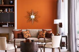 home interior design ideas for living room decorating with a warm color scheme