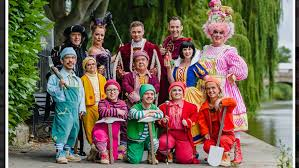 snow white dwarfs theatre severn shrewsbury