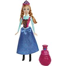 image disney frozen royal color anna doll jpg disney wiki