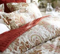 buy full queen paisley quilt from bed bath beyond inside red duvet
